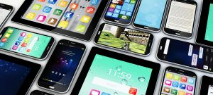 Image of mobile devices